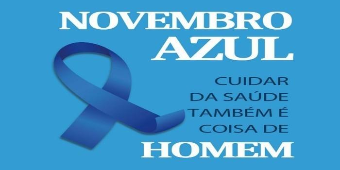 Secretaria de Saúde de Dom Expedito Lopes Intesiva ações do Novembro Azul alertando sobre o câncer de próstata.