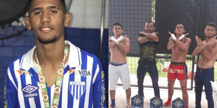 Atletas uruçuienses se destacam no Muaythai e no futebol