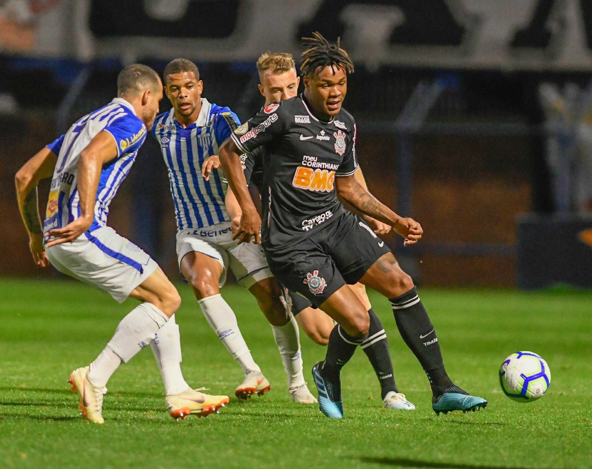 Corinthians Joga Hoje Contra O Avaí