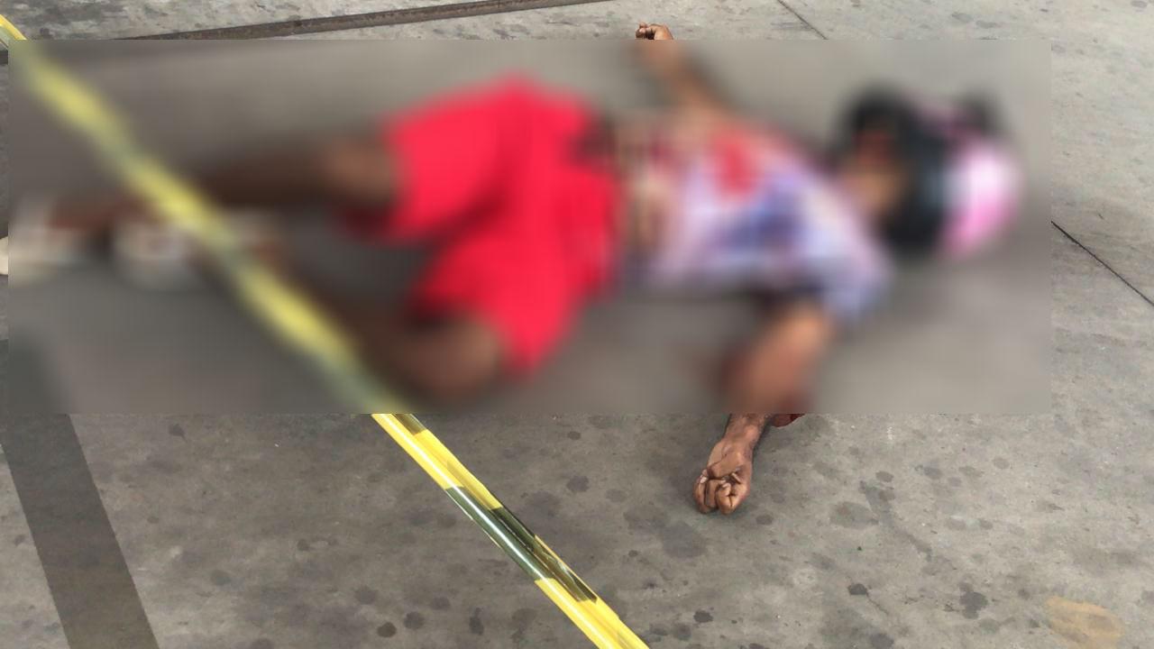 Vídeo mostra momento que assaltante é morto em posto na z.Norte de THE - Imagem 2