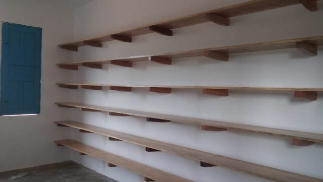 Escola municipal João Belarmino do Vale ganha novas estruturas na biblioteca - Imagem 10