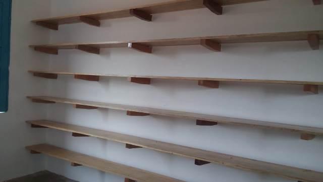 Escola municipal João Belarmino do Vale ganha novas estruturas na biblioteca - Imagem 12