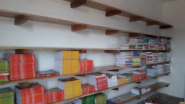 Escola municipal João Belarmino do Vale ganha novas estruturas na biblioteca - Imagem 5