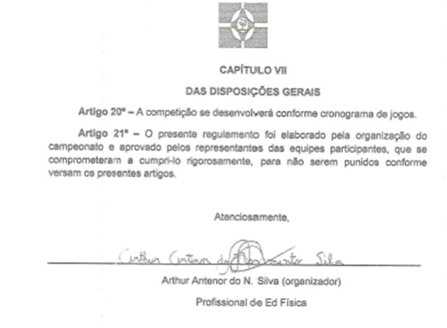 Reunião define programação do I Torneio Municipal de Futebol em Dom Expedito Lopes - Imagem 2