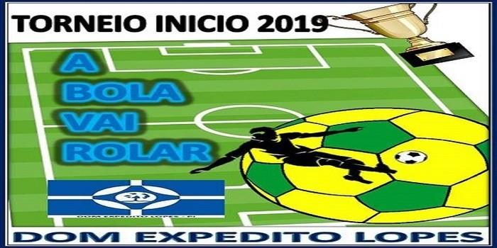 Reunião define programação do I Torneio Municipal de Futebol em Dom Expedito Lopes