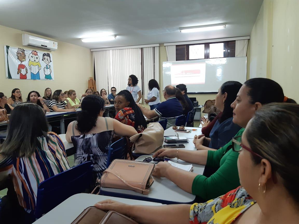 Profissionais da Educação Municipal de Dom Expedito Lopes  participam de formação sobre novo currículo da BNCC do Piauí - Imagem 1