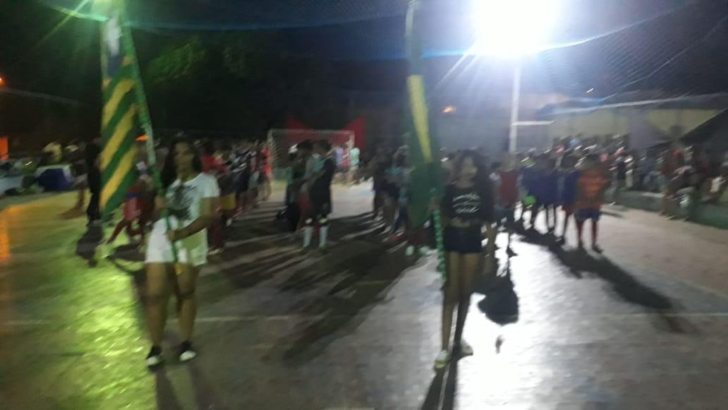 Jogos Escolares 2019 são realizados no município de Dom Expedito Lopes - Imagem 2