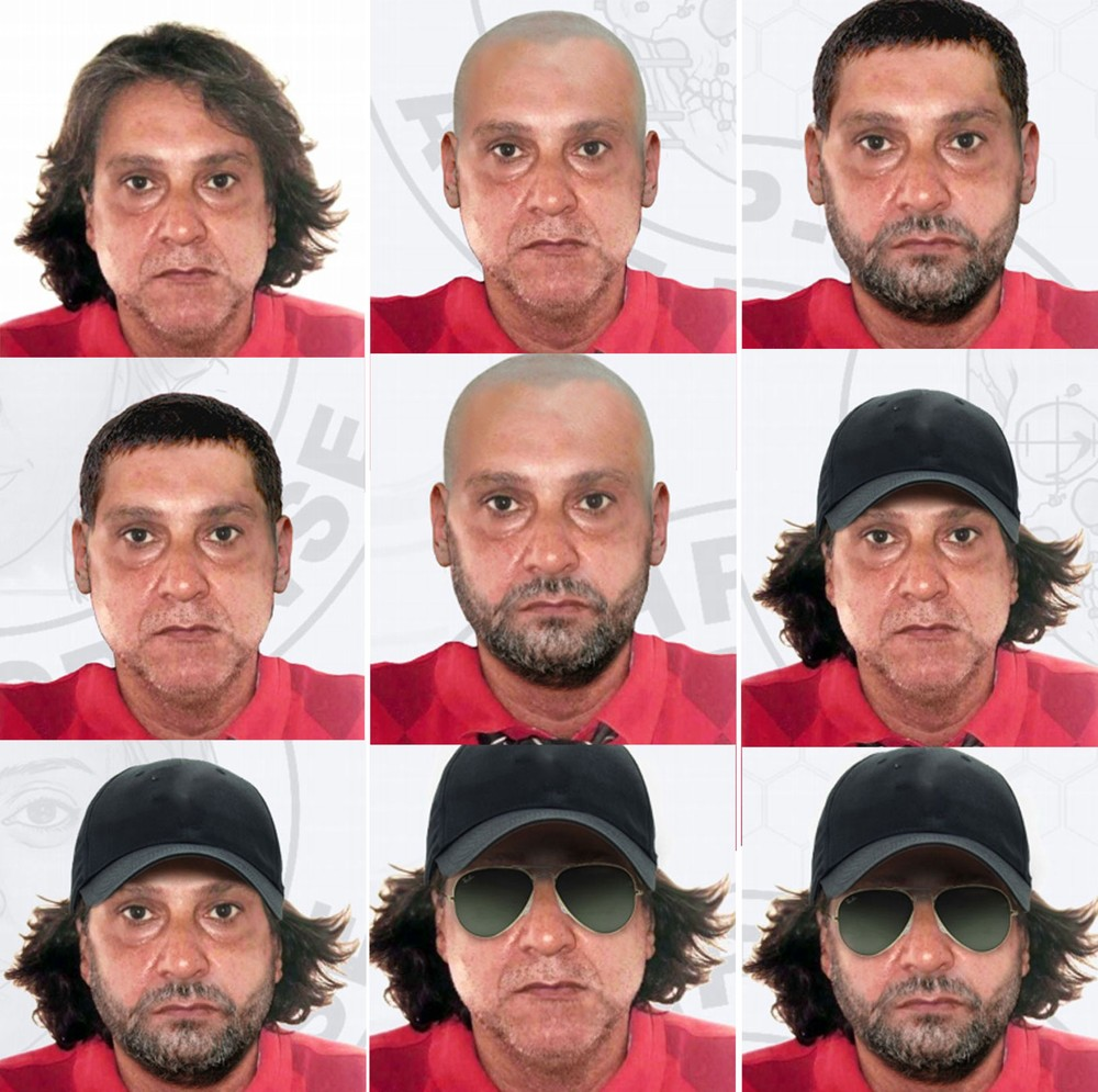 Polícia verifica 300 endereços em busca de assassino de ator  - Imagem 2