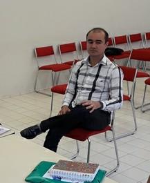 Secretário de Educação Edson Carlos