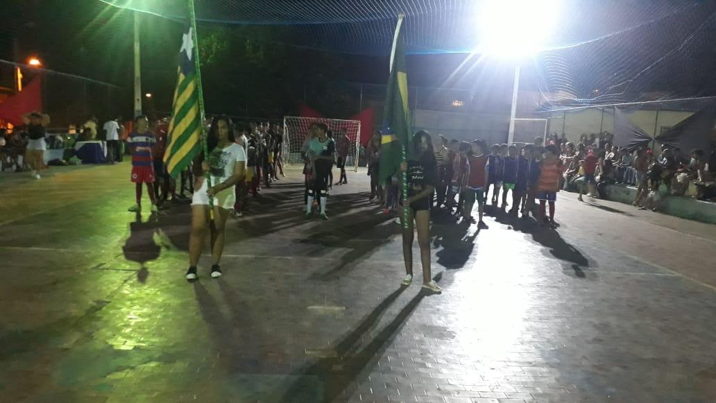 Jogos Escolares 2019 são realizados no município de Dom Expedito Lopes - Imagem 11