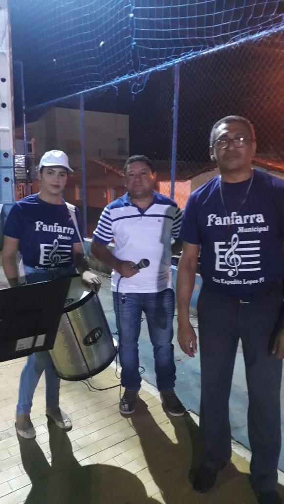 Jogos Escolares 2019 são realizados no município de Dom Expedito Lopes - Imagem 3