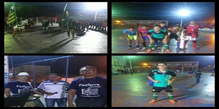 Jogos Escolares 2019 são realizados no município de Dom Expedito Lopes
