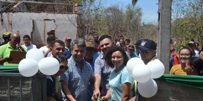 Com entrega de um Posto de Saúde, prefeito João Luiz abre programação de aniversário de Monsenhor Gil 2019