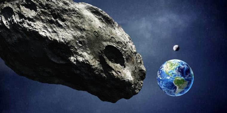 Dois gigantescos asteróides estão vindo para o Natal diz NASA