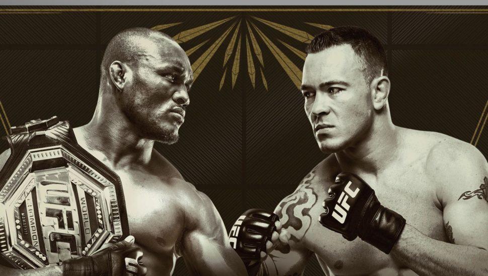 Divulgação/UFC.