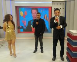 Novelinha do Ronda: Sílvio Santos