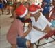 Abrigo São Lucas ganha ação de Natal