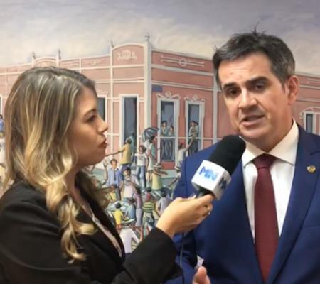 Ciro Nogueira diz que segue ao lado de Wellington Dias; vídeo!