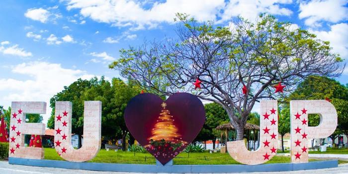 Decoração Natalina da Praça 28 de Dezembro de Joaquim Pires