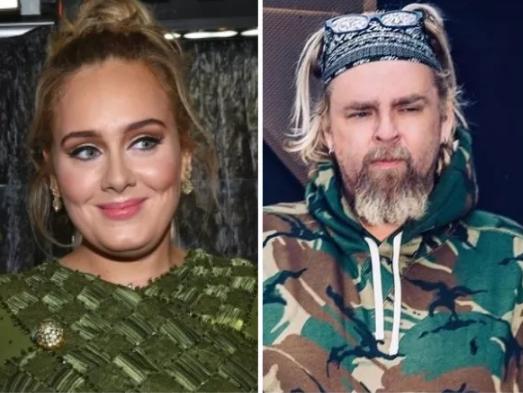 Adele está namorando produtor americano de hip-hop após divórcio - Imagem 1
