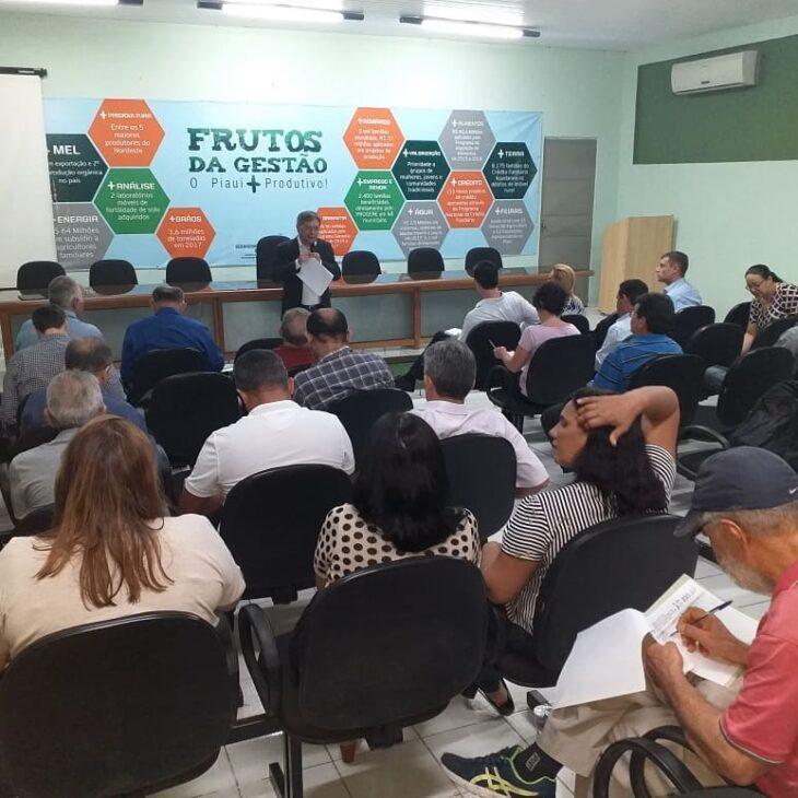 Piauí trabalha projeto junto ao Fida no valor de 150 mi de dólares  - Imagem 1