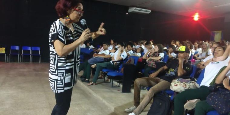 Projeto de teatro será aplicado em escolas em 2020