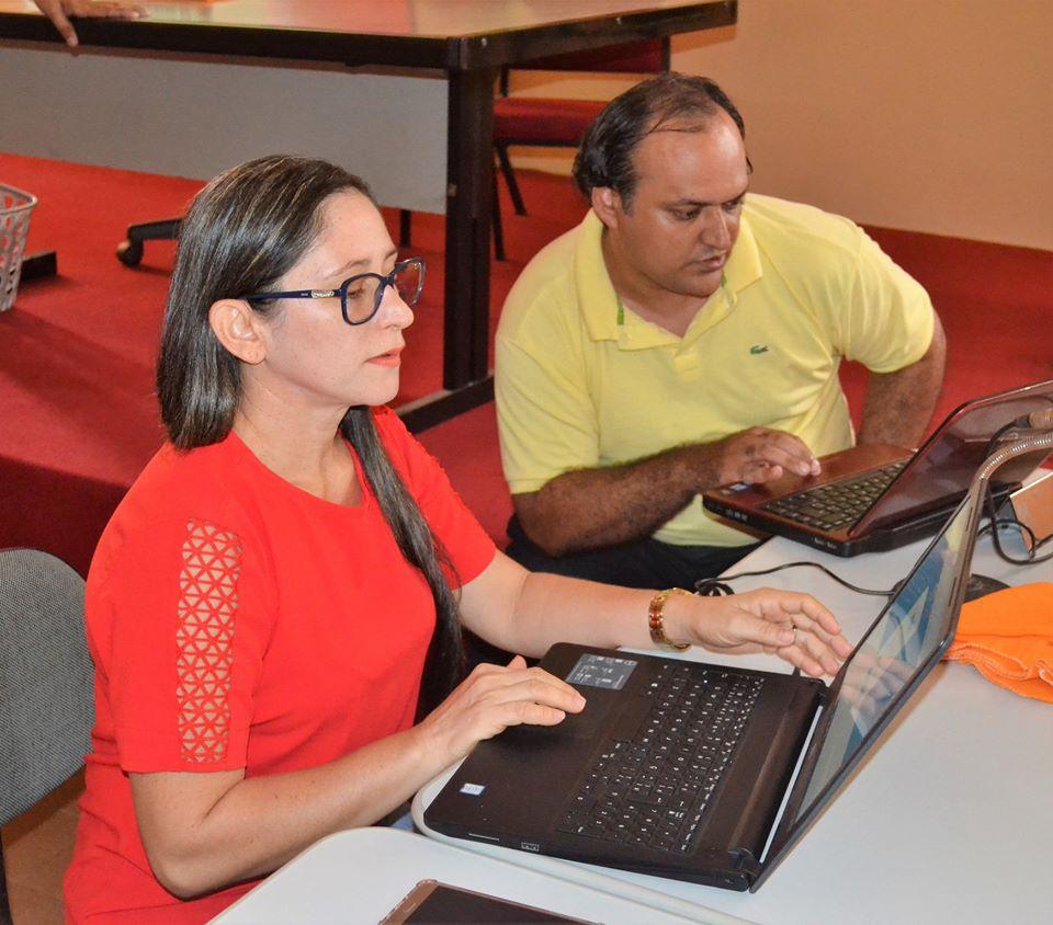 SMS de Joaquim Pires realiza treinamento com profissionais de saúde - Imagem 10