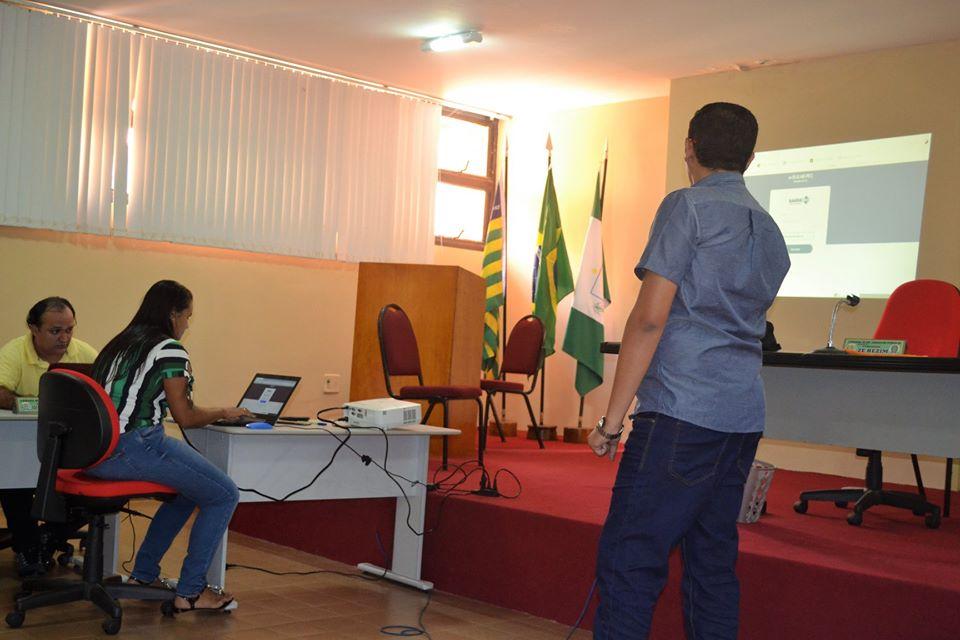 SMS de Joaquim Pires realiza treinamento com profissionais de saúde - Imagem 8