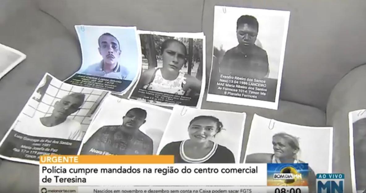 Polícia deflagra operação e prende 8 mulheres acusadas de furtos no Centro de Teresina - Imagem 1