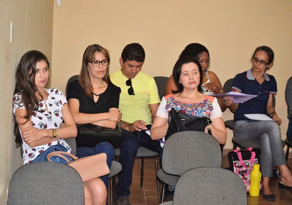SMS de Joaquim Pires realiza treinamento com profissionais de saúde - Imagem 6