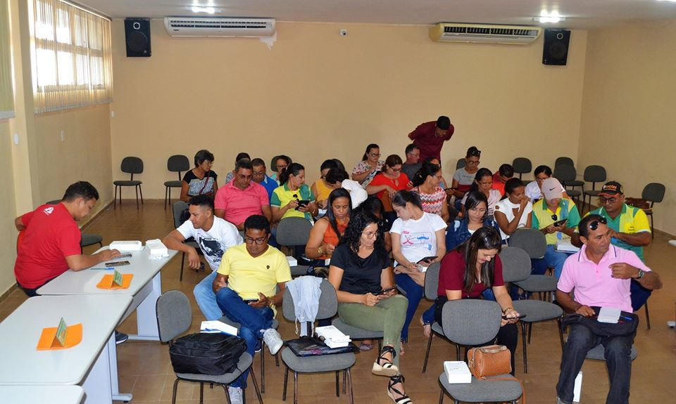 SMS de Joaquim Pires realiza treinamento com profissionais de saúde - Imagem 16
