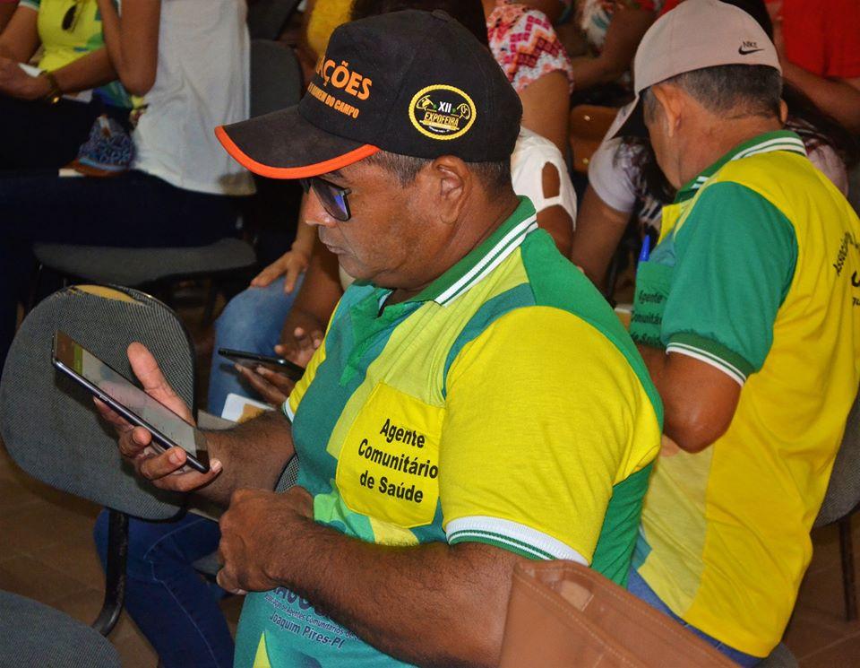 SMS de Joaquim Pires realiza treinamento com profissionais de saúde - Imagem 21