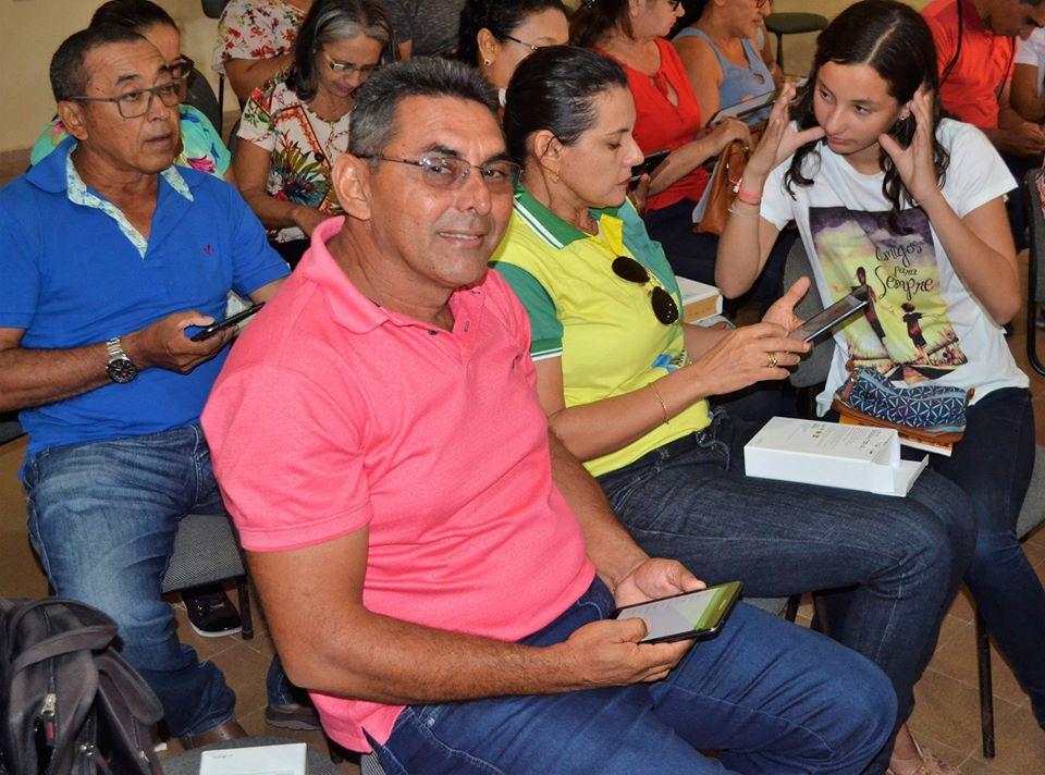 SMS de Joaquim Pires realiza treinamento com profissionais de saúde - Imagem 19