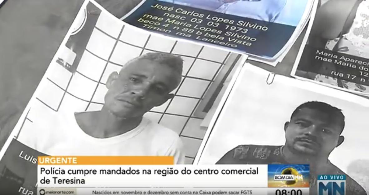 Polícia deflagra operação e prende 8 mulheres acusadas de furtos no Centro de Teresina - Imagem 2