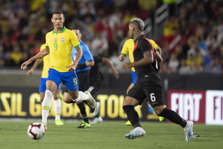 Seleção Brasileira começará sua jornada a caminho do Qatar contra a Bolívia. Foto: Lucas Figueiredo / Flickr CBF.