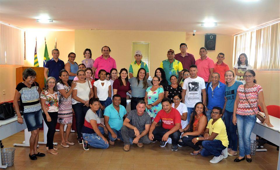 SMS de Joaquim Pires realiza treinamento com profissionais de saúde - Imagem 1
