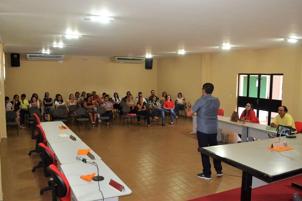 SMS de Joaquim Pires realiza treinamento com profissionais de saúde - Imagem 4