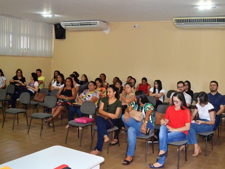 SMS de Joaquim Pires realiza treinamento com profissionais de saúde - Imagem 3