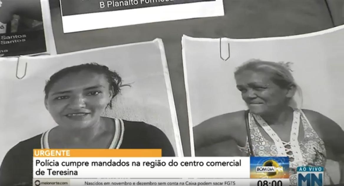 Polícia deflagra operação e prende 8 mulheres acusadas de furtos no Centro de Teresina - Imagem 4