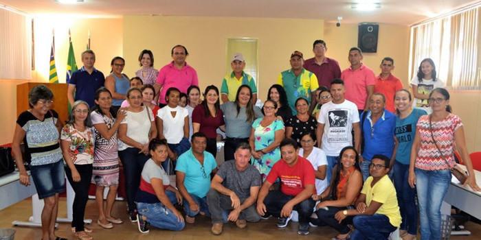 SMS de Joaquim Pires realiza treinamento com profissionais de saúde