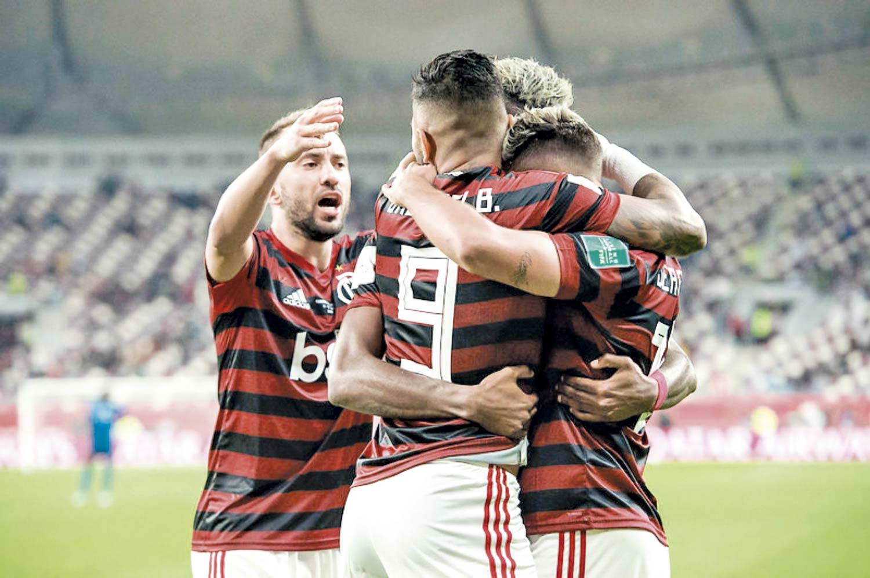 Documentário especial sobre ano glorioso do Flamengo (Foto: Alexandra Vida/Flamengo)