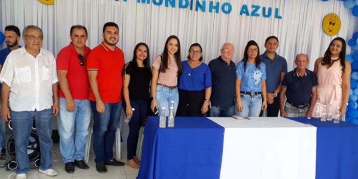 Água Branca: Projeto Mundinho Azul orienta crianças e jovens sobre cuidados com a saúde