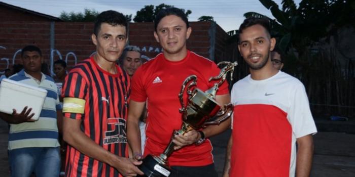 Grande final da III Copa de Futebol Amador do Bairro Mutirão movimenta o esporte em Água Branca