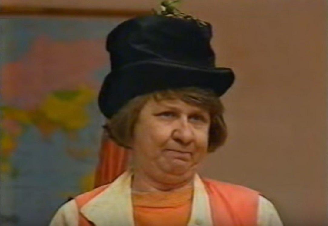 Humorista Zilda Cardoso, a Dona Catifunda, morre aos 83 anos 19