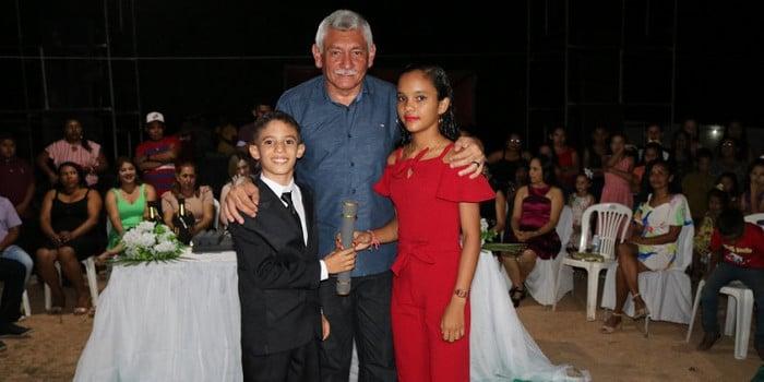Realizada feste de formatura da Escola José Fernando Rodrigues Torres