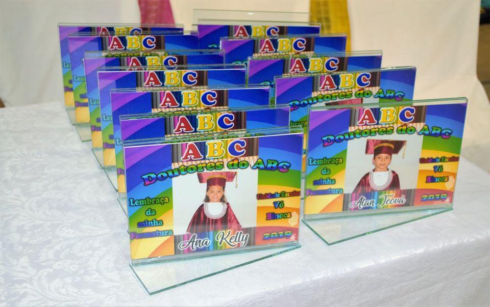 Doutores do ABC: U.E Vó Binoca realiza solenidade de formatura - Imagem 3