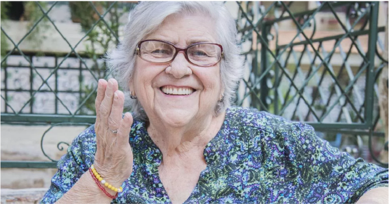 Hilda Rebello, mãe de Jorge Fernando, está internada com infecção - Imagem 1
