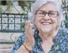 Hilda Rebello, mãe de Jorge Fernando, está internada com infecção