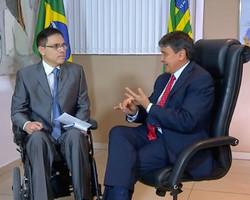 Jogo do Poder especial: Entrevista com o Governador Wellington Dias