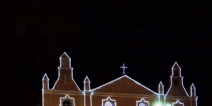 Padroeiro Menino Deus em festa em Monsenhor Gil